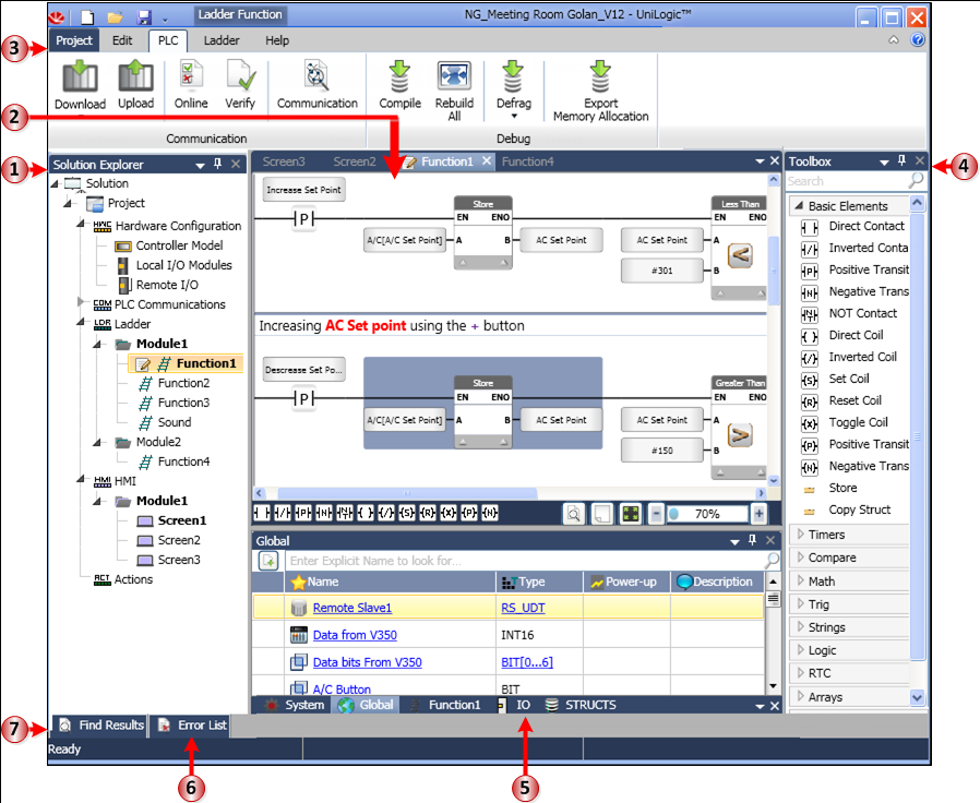 Welcome to UniLogic - Help Desk Software by Vision Helpdesk
