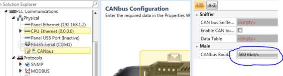 UniStream CANOpen Servo Motion UDFBs & Example - Help Desk